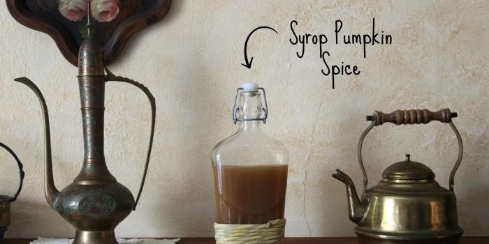 syrop pumpkin spice